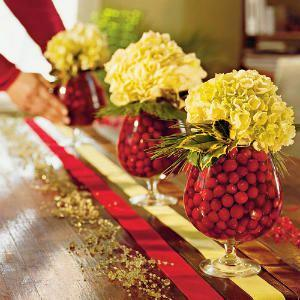 Tablescapes & Centerpieces