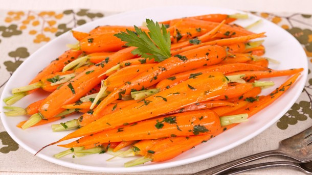 Butter Carrots Recipe