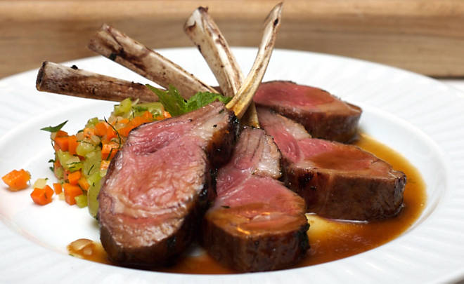 Rack of Lamb Recipe