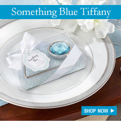 something blue or breakfast at tiffany wholesale favors