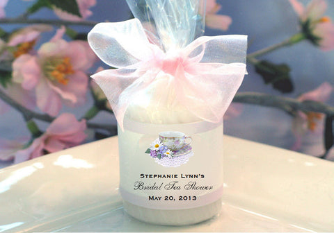 Bridal Shower Candle Votive Favors