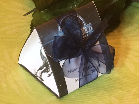 Birthday Party Origami Favor Boxes Favors - Jurassic World