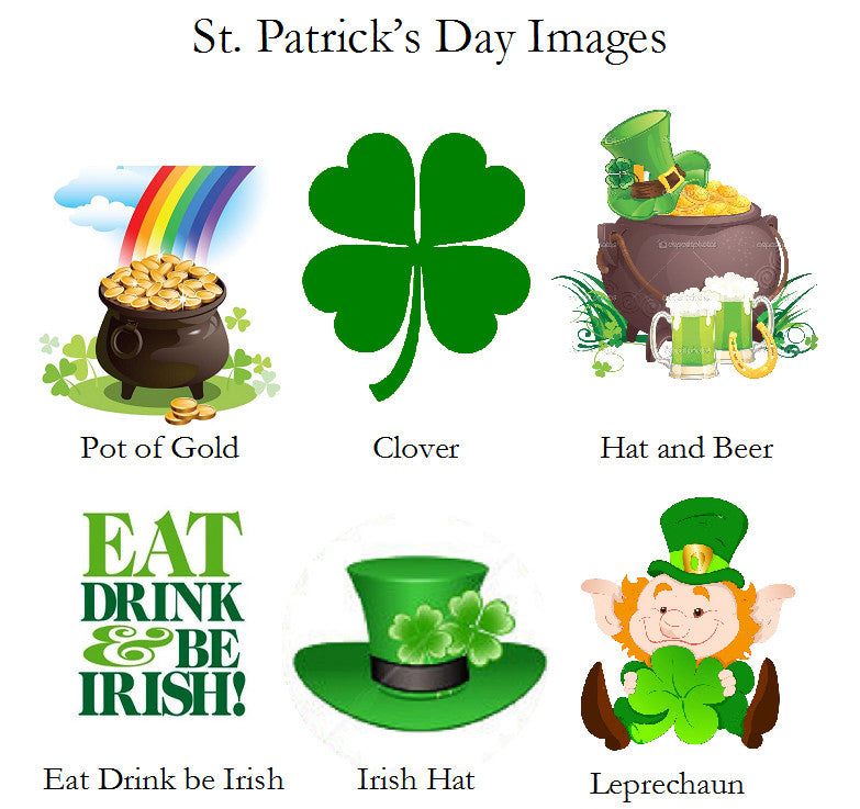 St. Patricks Patty Irish Day Party Invitations Announcements – Pavia ...