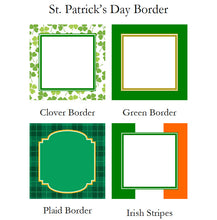 St. Patrick's Day Party Hand Sanitizers Favors