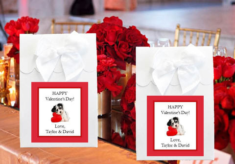 Valentine's Day Candy Shoppe Boxes Bags