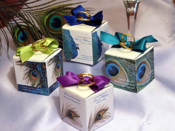 peacock 2 inch boxes2 800 1024x1024 - beach wedding shower favors