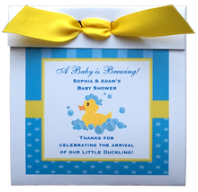 Duck Shower Rubber Duck Baby Shower Tea Party Favors