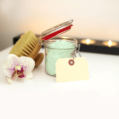 Make your own bath salts with Tea
