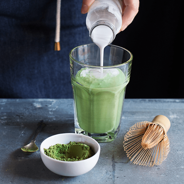 How to Make Matcha Latte at Home