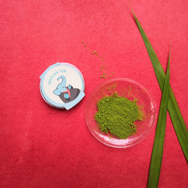 Beauty Rituals with Matcha