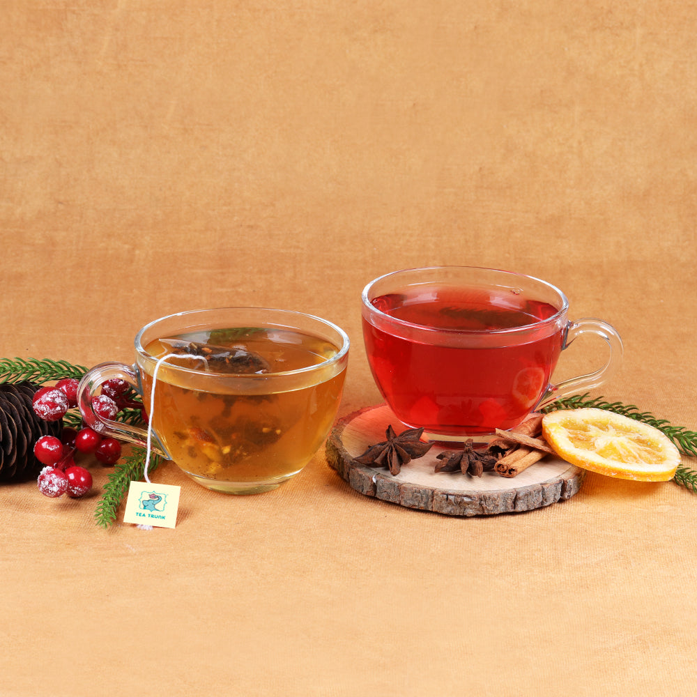 Four Holiday Tea Traditions