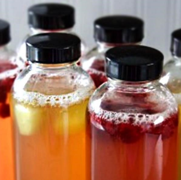 How to brew Kombucha with your favourite tea