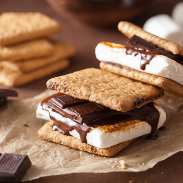 Tea Spiced S'mores