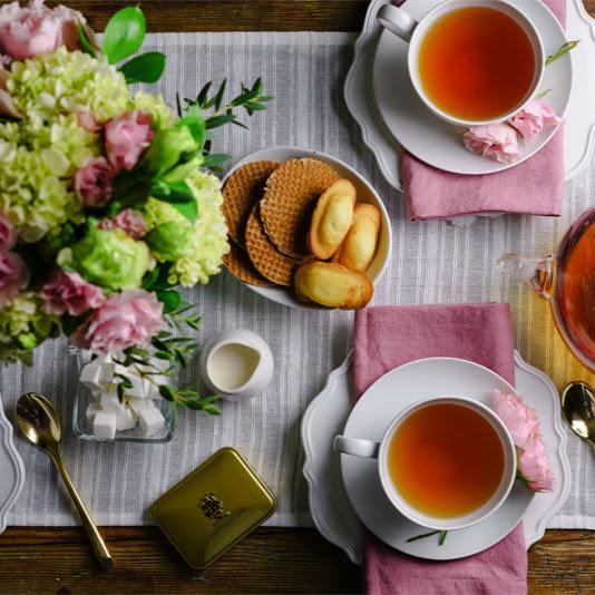 Host Your Own Tea Party - A Guide