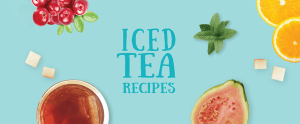 Easy Iced Tea Recipes