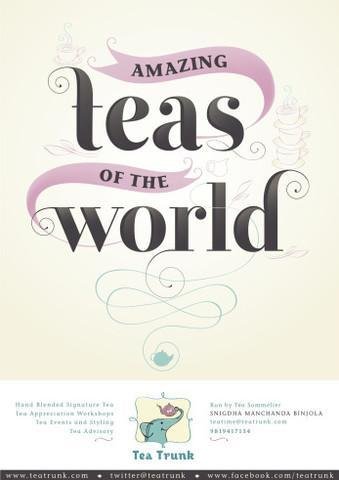 Around The World in Eight Teas @ Kalaghoda Arts Festival 2012