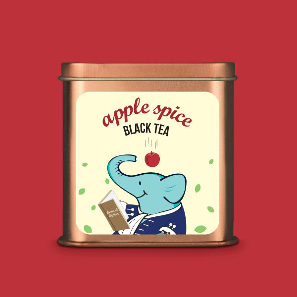 Apple Spice Black Tea - Tea Trunk