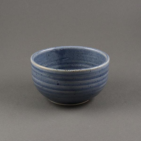 Matcha Ceramic Bowl -Koniro Blue