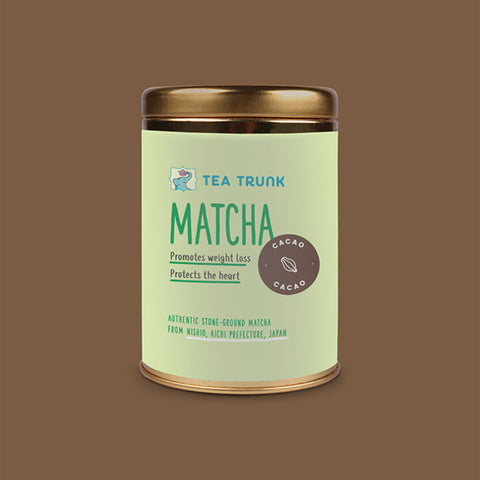 Cacao Matcha Green Tea