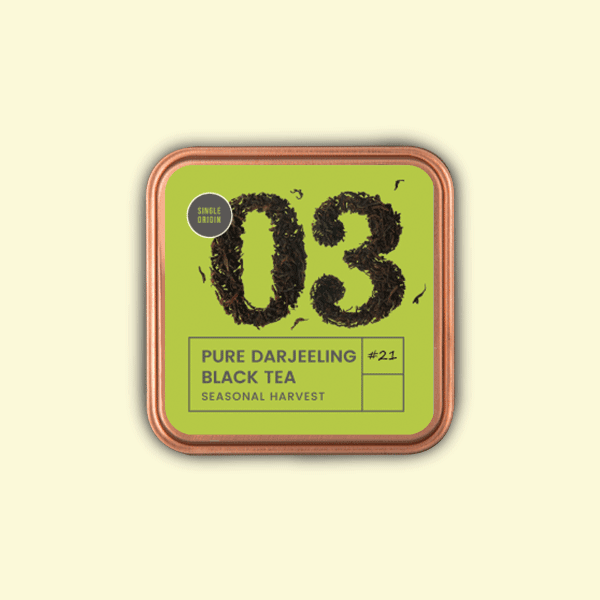 Pure Darjeeling Black Tea - Tea Trunk
