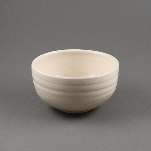 Matcha Ceramic Bowl -Shiro White