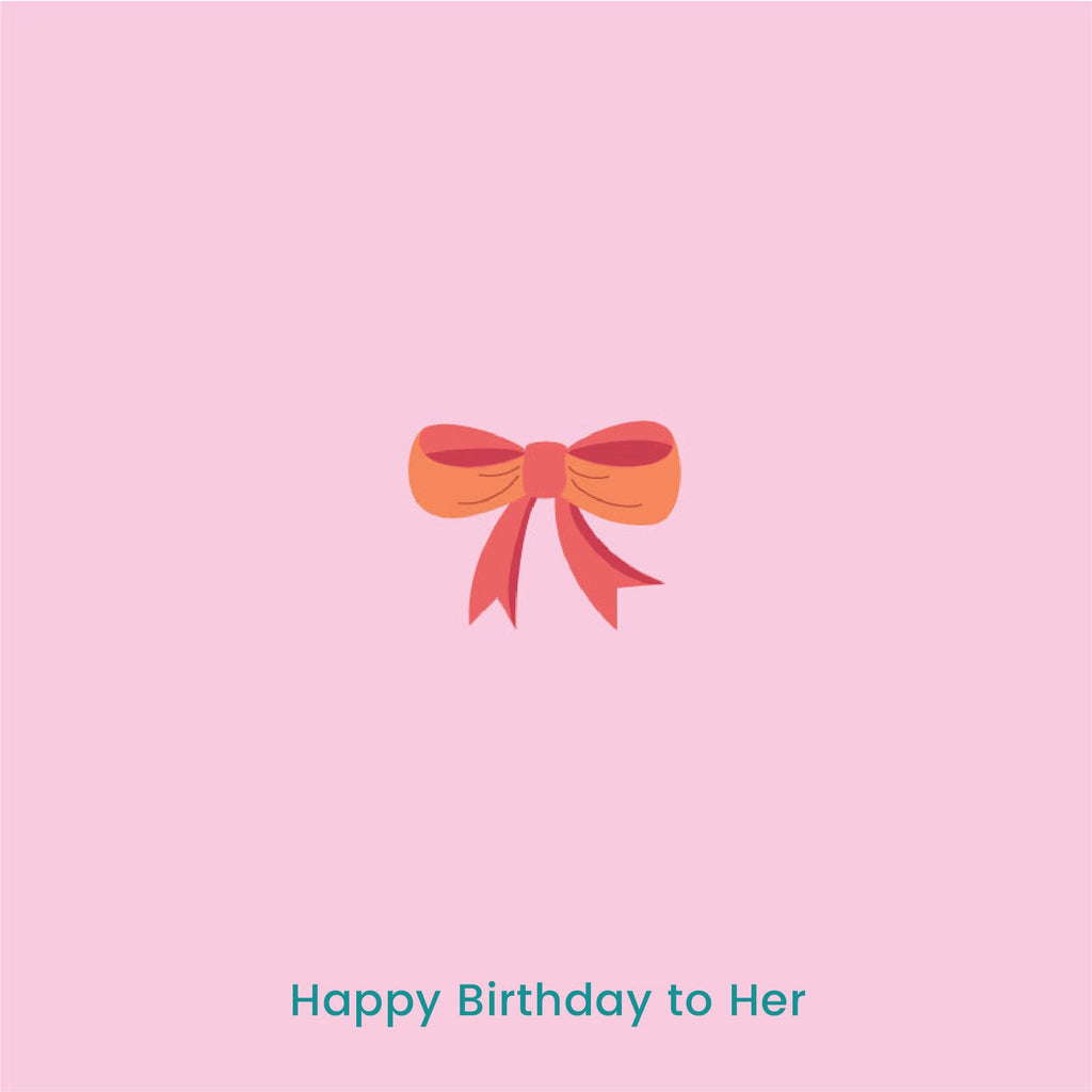 Birthday Teas for Her - Gift Card - Tea Trunk