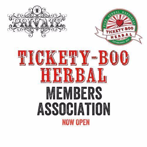 TICKETY-BOO HERBAL MEMBERSHIP