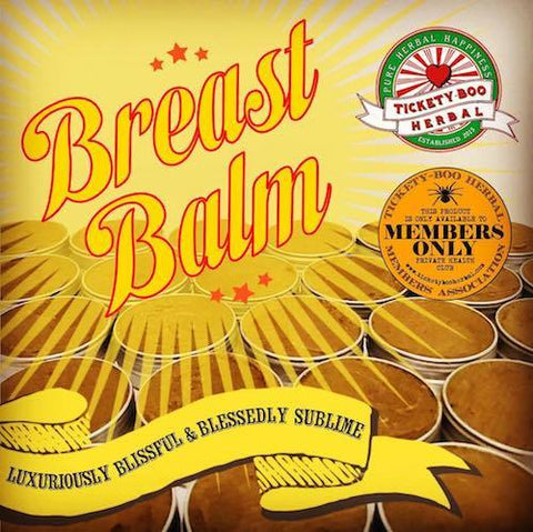 *NEW* 'BREAST BALM' ... LUSCIOUSLY LUXURIOUS ... STARTING AT $22