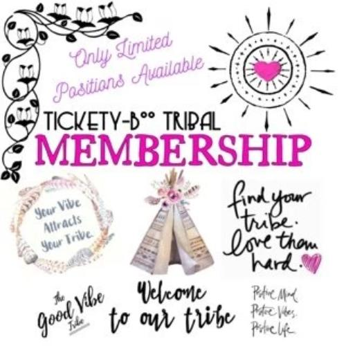 TICKETY-BOO TRIBAL MEMBERSHIP