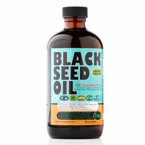 ORGANIC BLACK SEED OIL - SWEET SUNNAH ... STARTING @ $10
