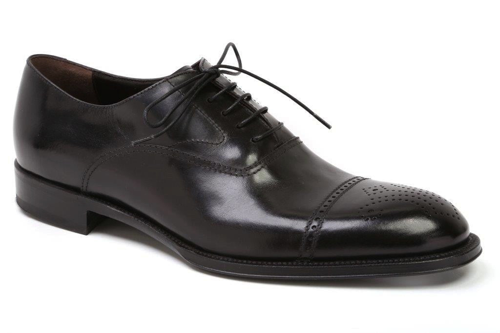 BROGUES BLACK, by Sterling Suits Ltd