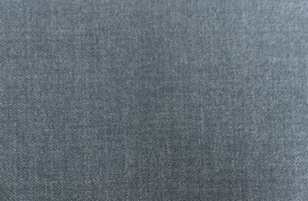 Silver blue mohair, by Vitale Barberis Canonico.