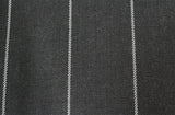 Black with wide stripe, by Harrisons of Edinburgh