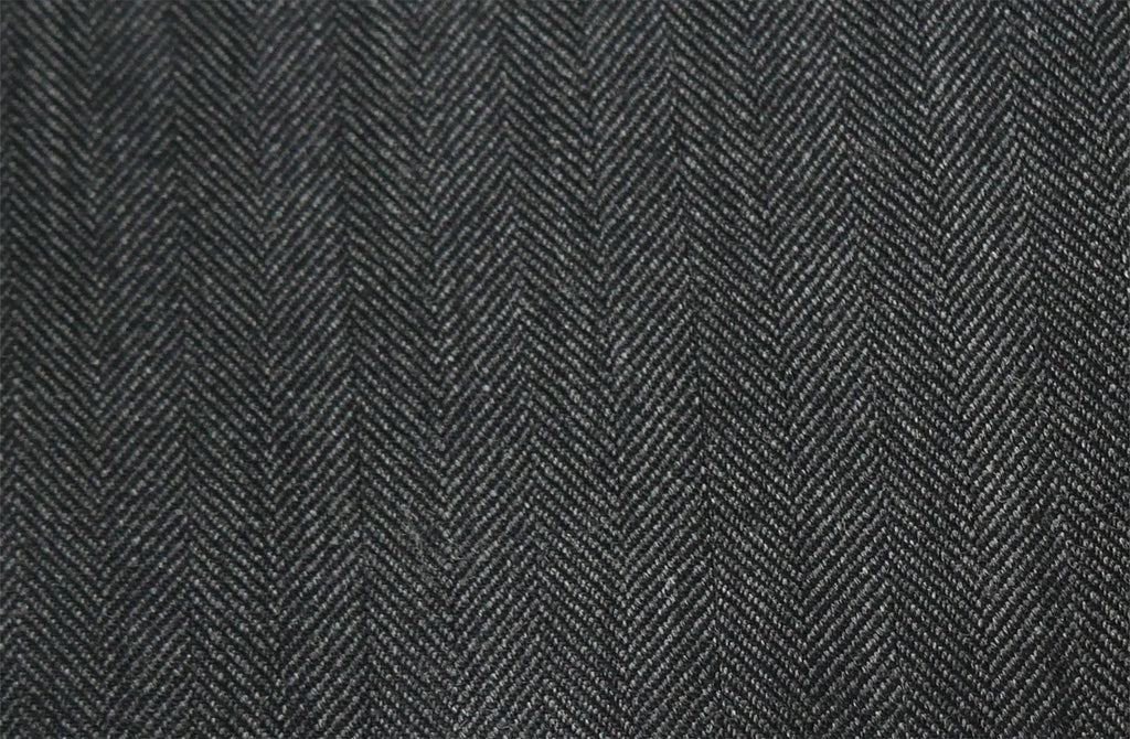 Grey herringbone, by Harrisons of Edinburgh