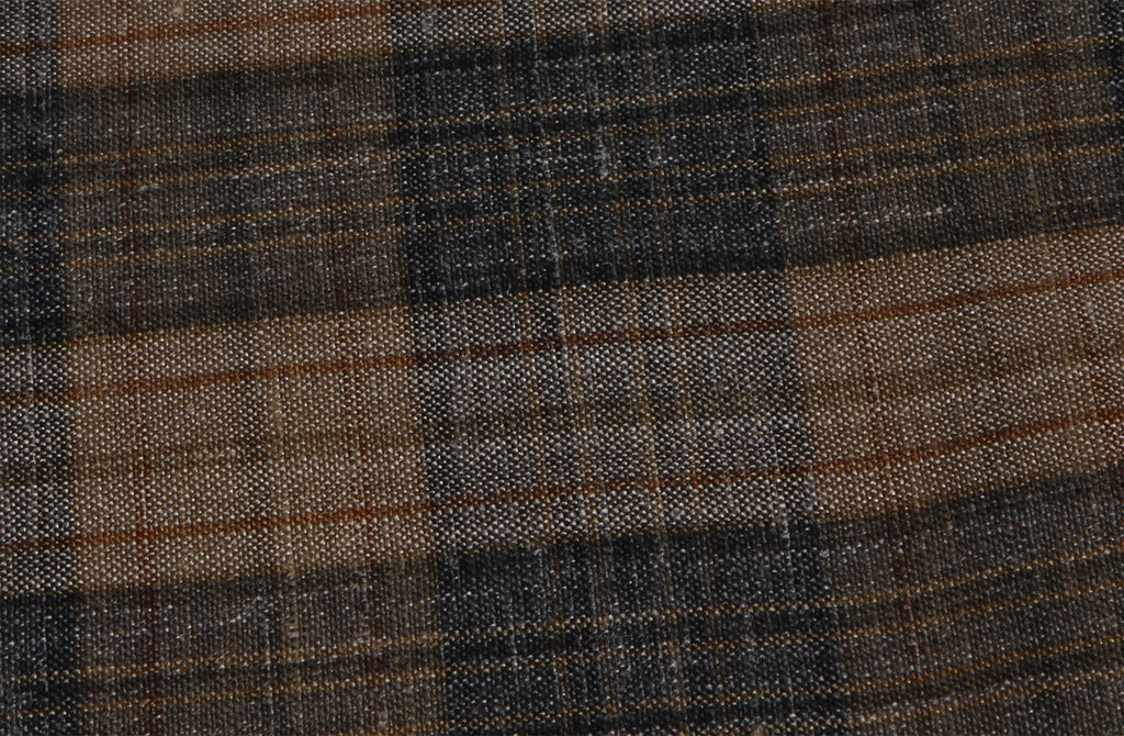 Multi brown check, by Holland & Sherry