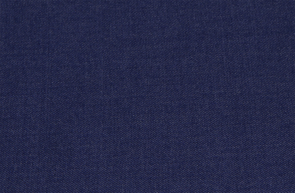 Plain blue, by Holland & Sherry