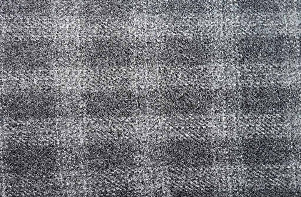 Black and grey squares, by Holland & Sherry