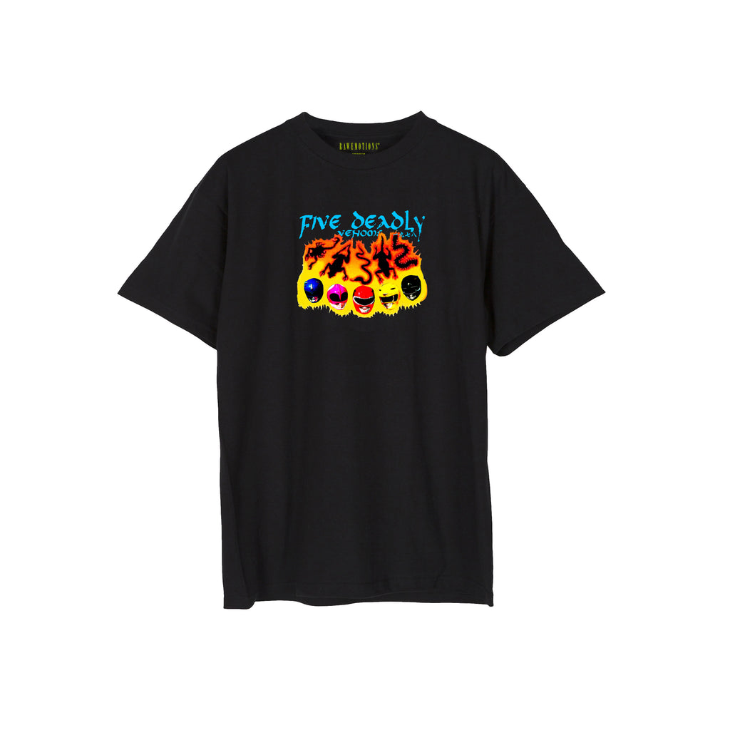 Power Venoms Tee - Black