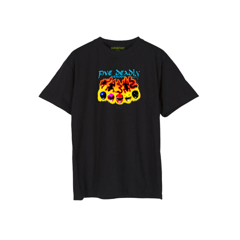 Young and Dangerous (1996-2000) Inspired Tee - Yellow