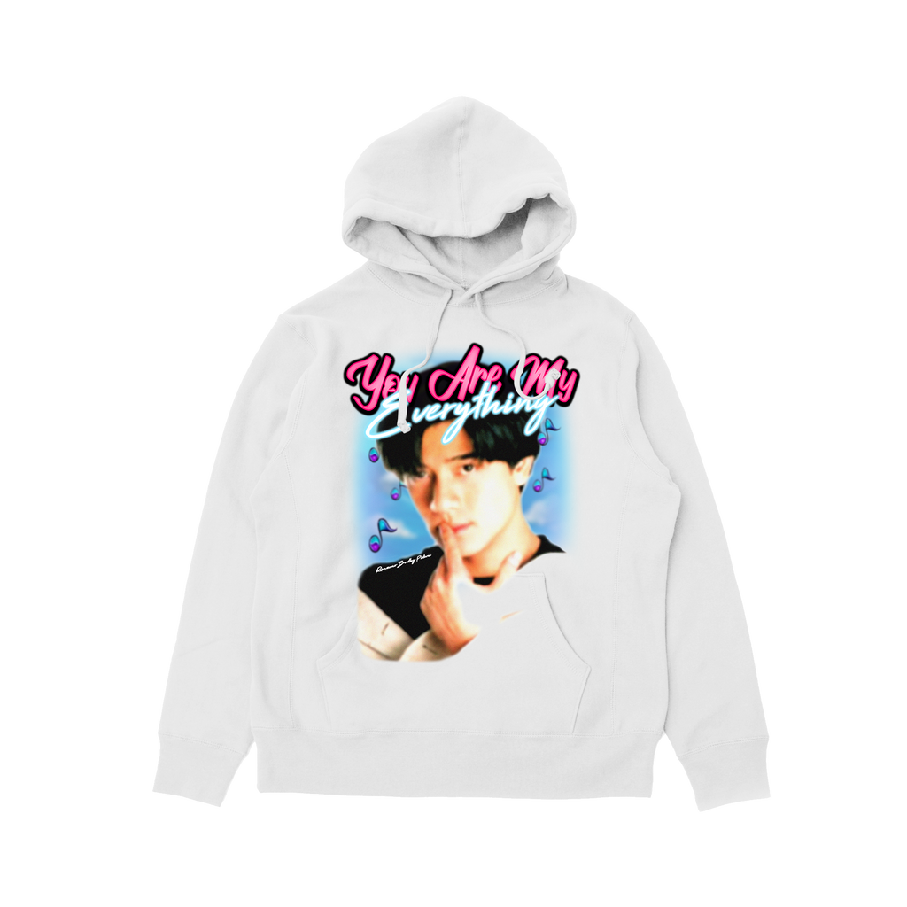 You Are My Everything Reverse Weave Hoodie
