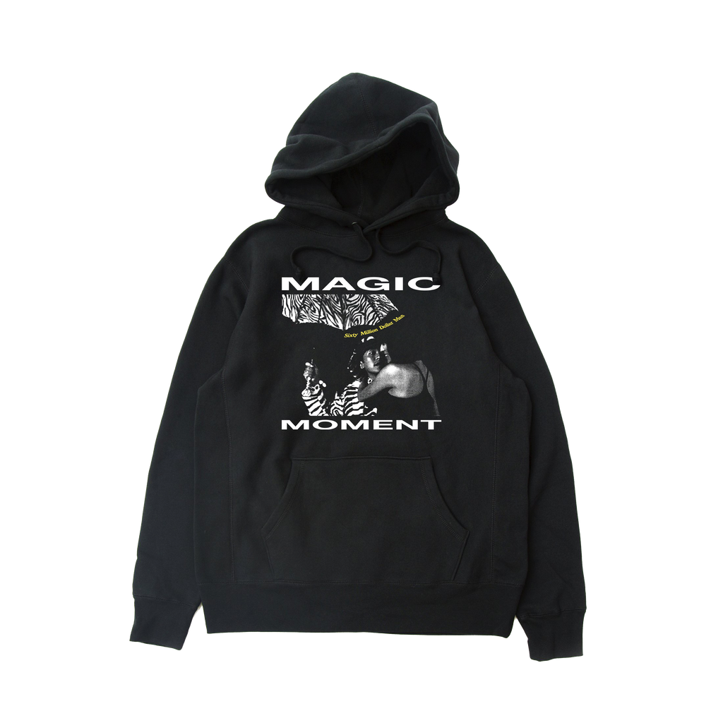 Magic Moment Reverse Weave Hoodie