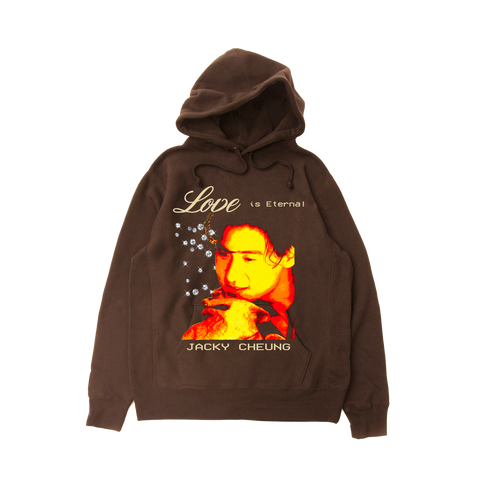 Black Love is Eternal Reverse Weave Hoodie (15 JAN 12AM HKT)