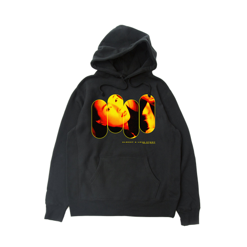 Lung Por the Dragon Granny Reverse Weave Hoodie