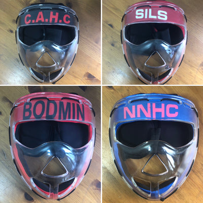 Bespoke Face Masks (4pcs)