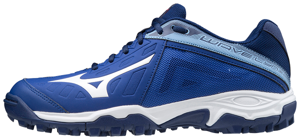 Mizuno Wave Lynx (Black/White/Blue)