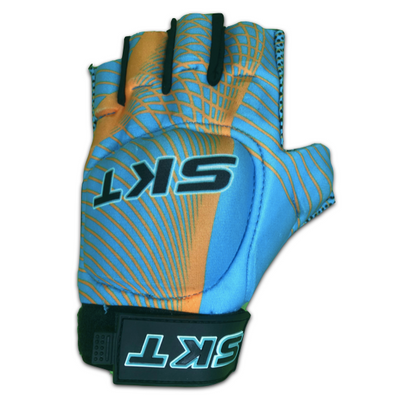 SKT Pro Glove - Orange/Blue