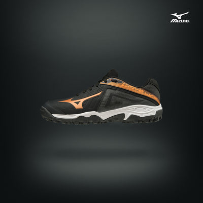 Mizuno Wave Lynx (Ebony/White/Black)