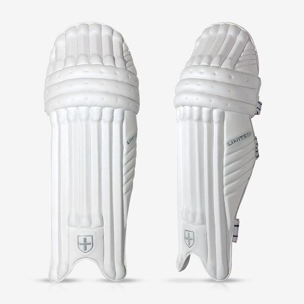 Limited Batting Pads (White)