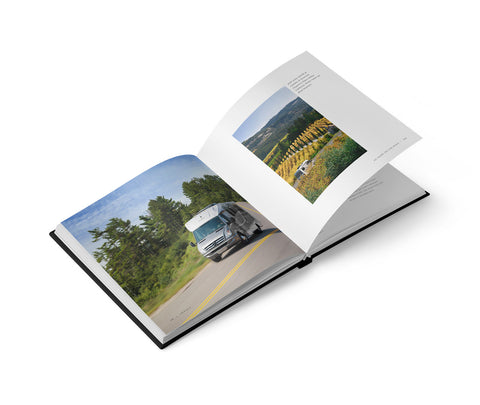 50 Years On The Road History Book
