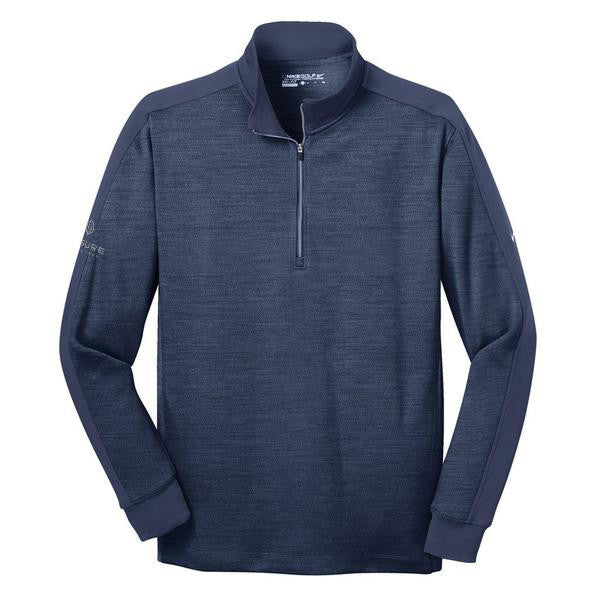 Nike Men's Dri-FIT Quarter-Zip Long Sleeve
